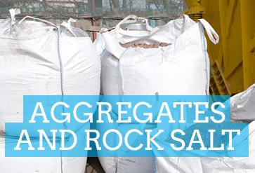 Aggregates and Rock Salts